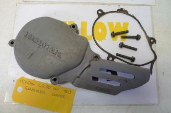 HONDA CR80 BIG WHEEL   GENERATOR COVER.  #3(CON-A)